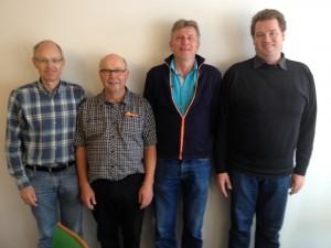 Eli Christensen Poul Rabek Sørensen, Poul Bo Madsen, Peter Hven, Eli Christensen